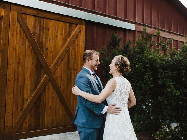 Austin and Nicole's Wedding in Langley, Washington 8