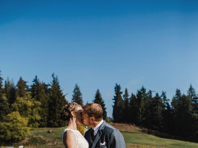 Austin and Nicole's Wedding in Langley, Washington 10