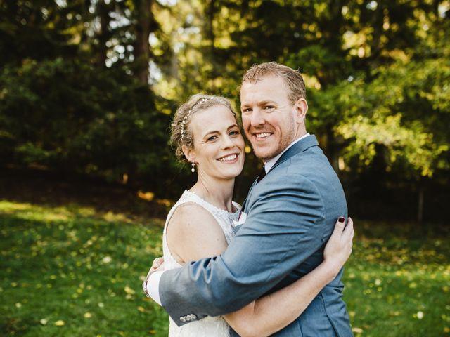 Austin and Nicole's Wedding in Langley, Washington 13
