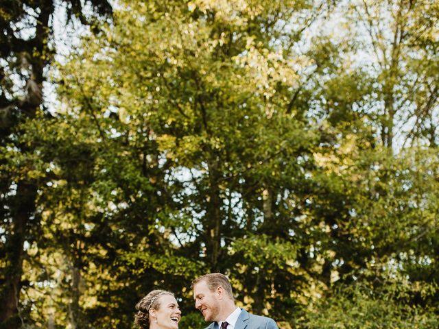 Austin and Nicole's Wedding in Langley, Washington 14