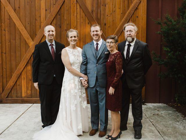 Austin and Nicole's Wedding in Langley, Washington 17