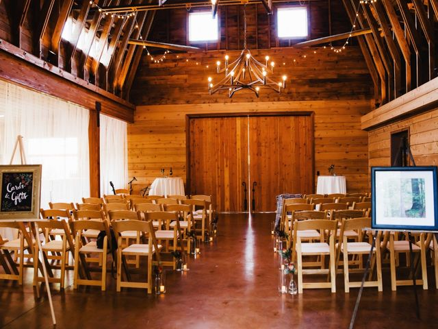 Austin and Nicole's Wedding in Langley, Washington 24