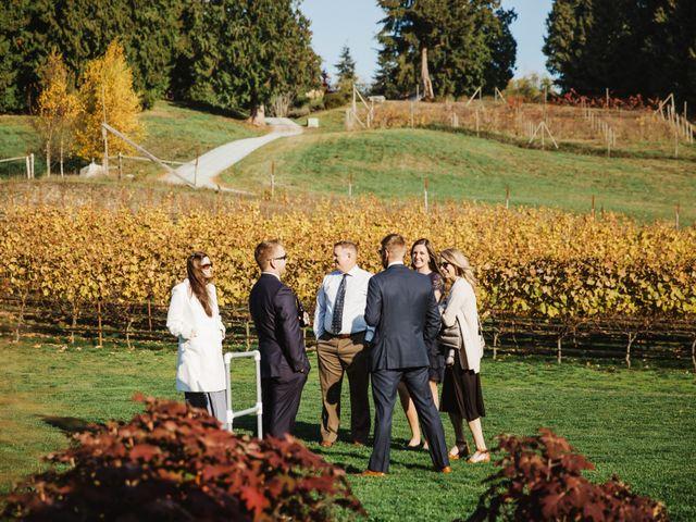 Austin and Nicole's Wedding in Langley, Washington 29