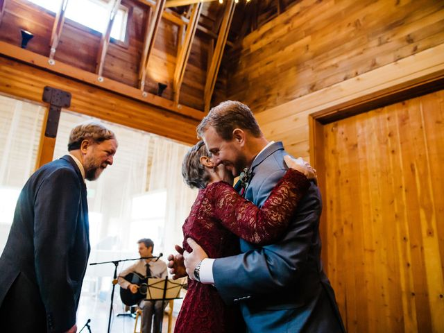Austin and Nicole's Wedding in Langley, Washington 35