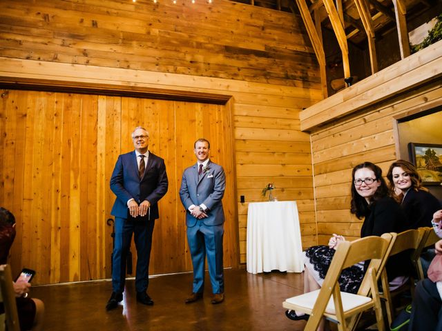 Austin and Nicole's Wedding in Langley, Washington 37