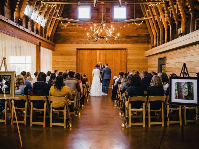 Austin and Nicole's Wedding in Langley, Washington 41