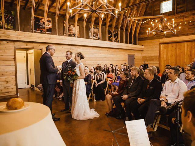 Austin and Nicole's Wedding in Langley, Washington 42