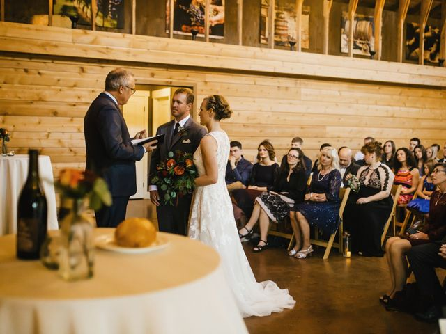 Austin and Nicole's Wedding in Langley, Washington 43