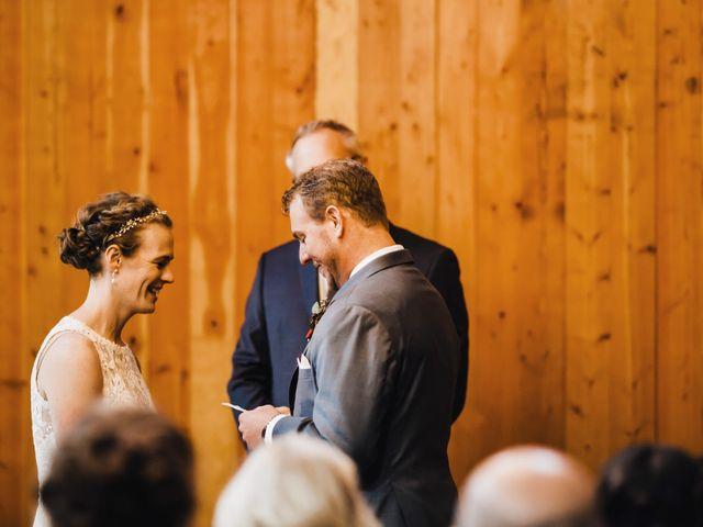 Austin and Nicole's Wedding in Langley, Washington 45