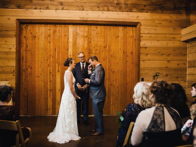 Austin and Nicole's Wedding in Langley, Washington 46