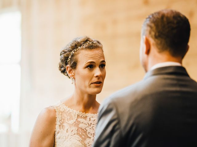 Austin and Nicole's Wedding in Langley, Washington 48