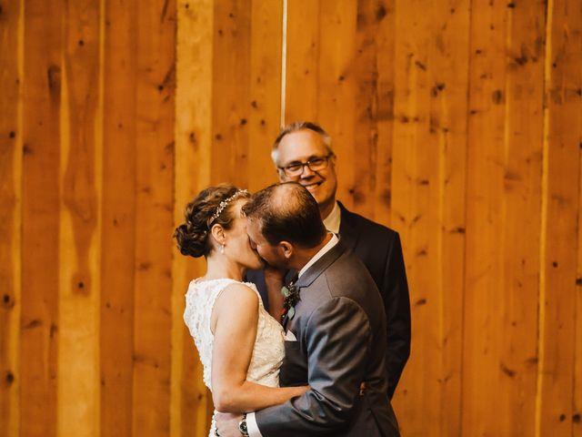 Austin and Nicole's Wedding in Langley, Washington 50