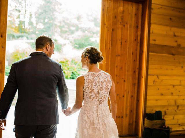 Austin and Nicole's Wedding in Langley, Washington 53