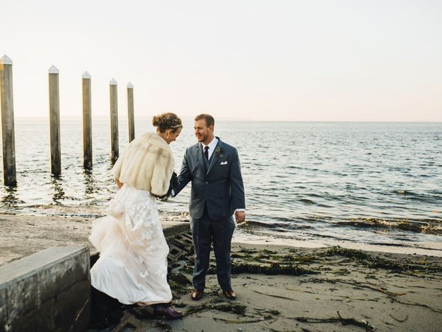 Austin and Nicole's Wedding in Langley, Washington 54