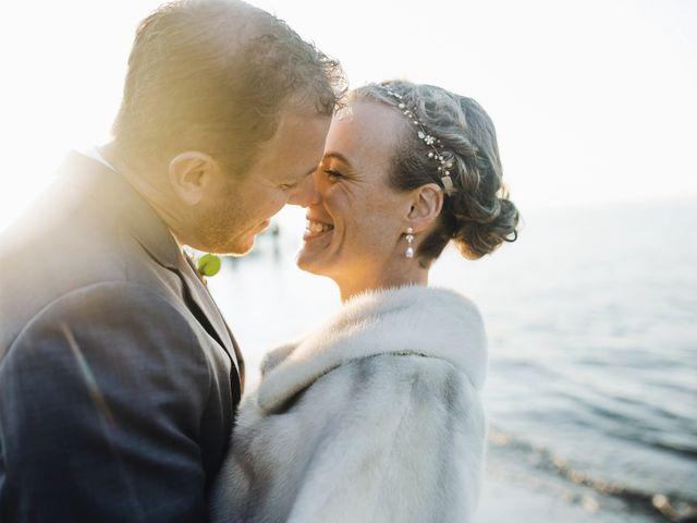 Austin and Nicole's Wedding in Langley, Washington 57