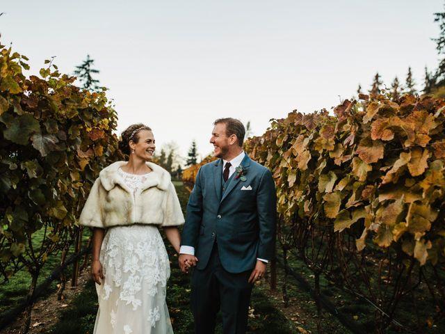 Austin and Nicole's Wedding in Langley, Washington 63