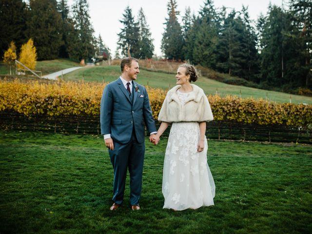 Austin and Nicole's Wedding in Langley, Washington 65