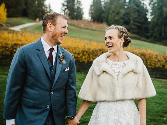 Austin and Nicole's Wedding in Langley, Washington 2