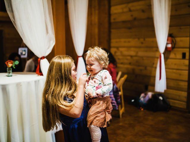 Austin and Nicole's Wedding in Langley, Washington 67
