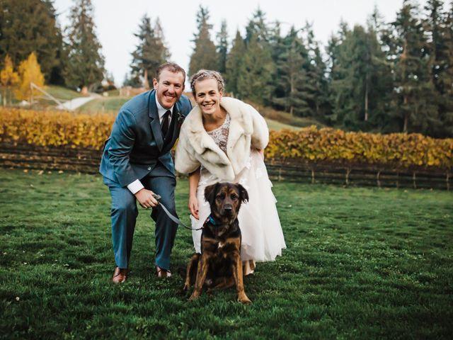 Austin and Nicole's Wedding in Langley, Washington 74