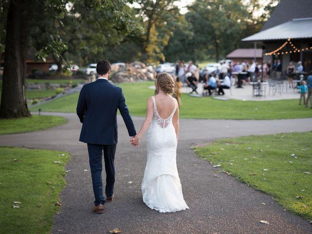 Shelby and Derek's Wedding in Hastings, Minnesota 1