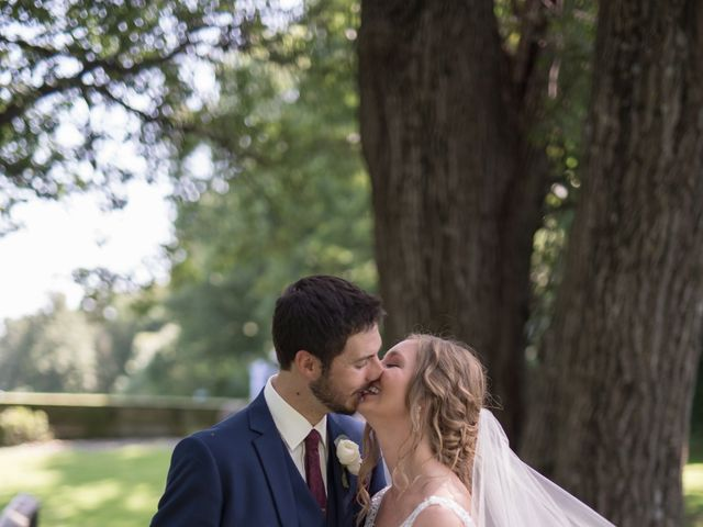 Shelby and Derek's Wedding in Hastings, Minnesota 46