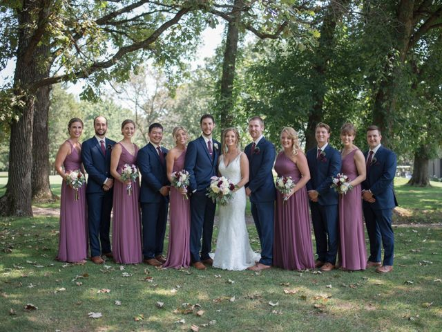 Shelby and Derek's Wedding in Hastings, Minnesota 49