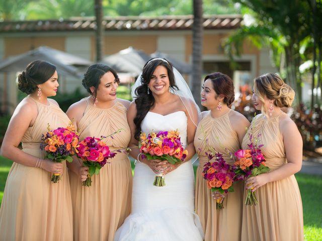 Ali and Rosalyn's wedding in Florida 6