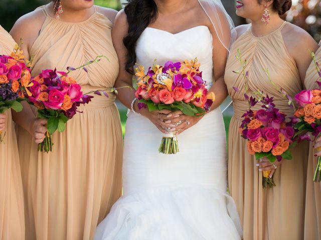 Ali and Rosalyn's wedding in Florida 5