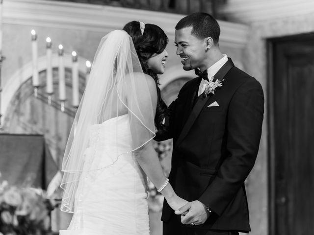 Ali and Rosalyn's wedding in Florida 9