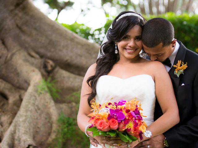 Ali and Rosalyn's wedding in Florida 10