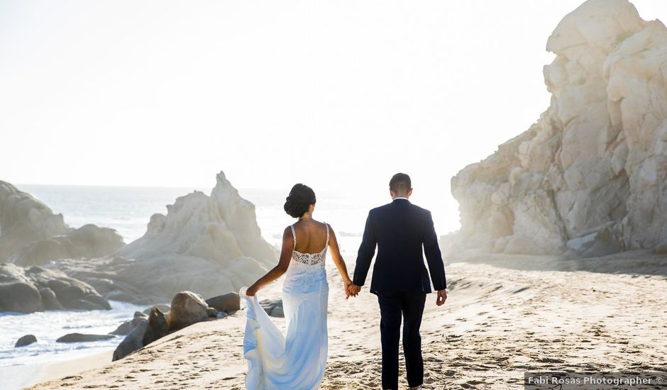 Johny and Jing's Wedding in Cabo San Lucas, Mexico