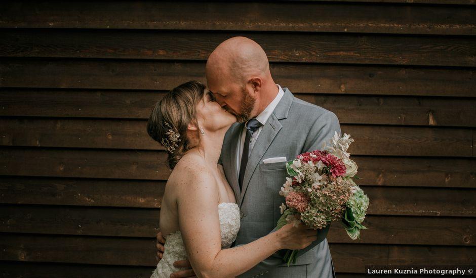 Derick and Kelly's Wedding in Deerwood, Minnesota