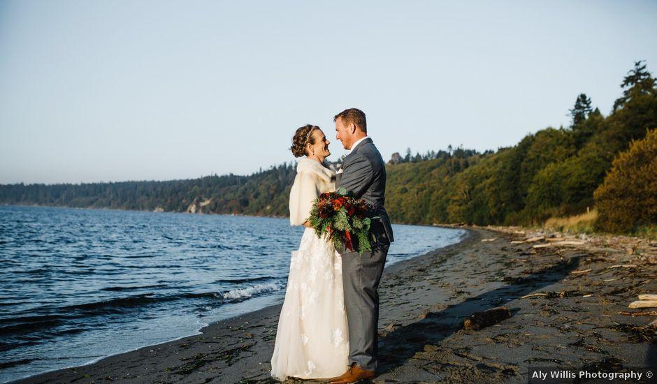 Austin and Nicole's Wedding in Langley, Washington