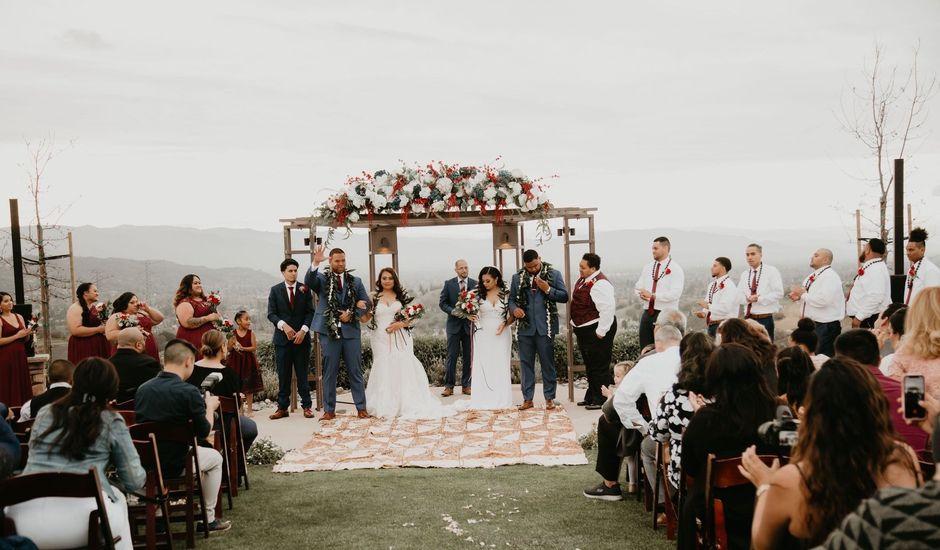 Teloma  and Esther 's Wedding in San Jose, California