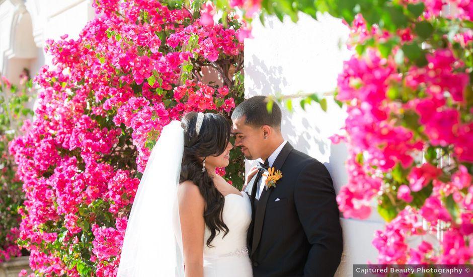 Ali and Rosalyn's wedding in Florida