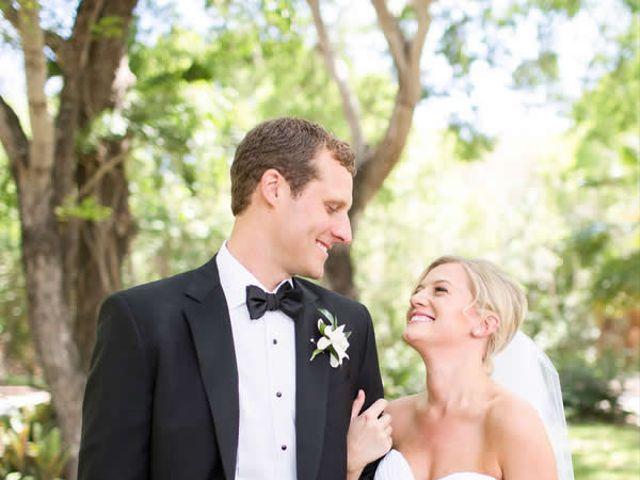 The wedding of Josh and Sarah