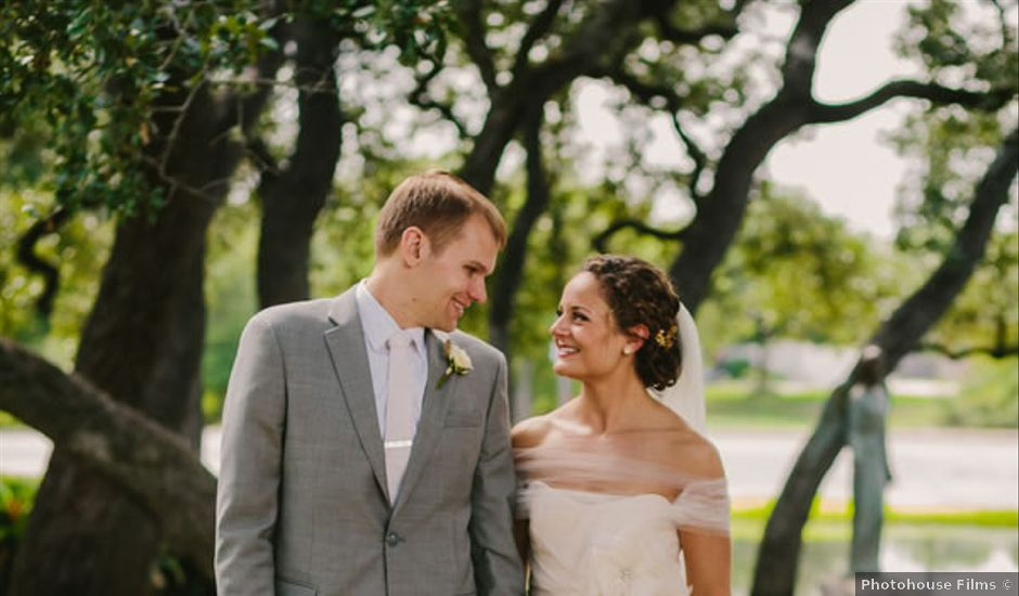 Kerry and Paul's Wedding in Austin, Texas