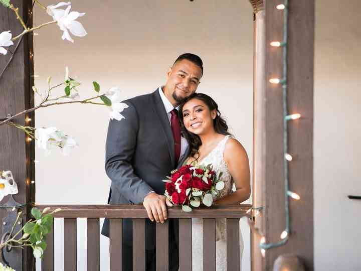 The wedding of Tiffany and Cesar