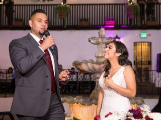 The wedding of Tiffany and Cesar 1