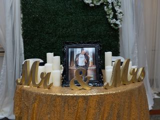 The wedding of Ina and Dereck 2