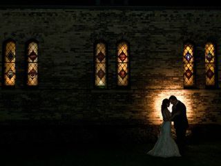 The wedding of Kirstin and Andrew 2