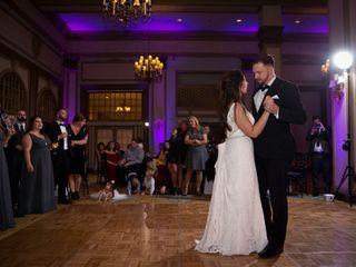 The wedding of Brigid and Allen 2