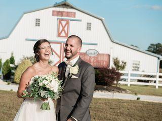 The wedding of Glenn and Jessica