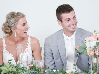 The wedding of Lauren and Brad 2
