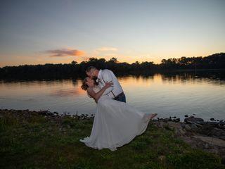 The wedding of Mellisa and Nick