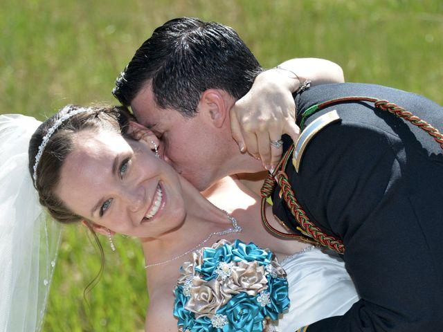 The wedding of Kim and Kody