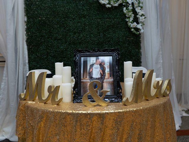 Dereck and Ina's Wedding in Aberdeen, Maryland 2