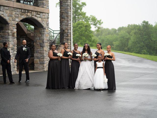 Dereck and Ina's Wedding in Aberdeen, Maryland 5