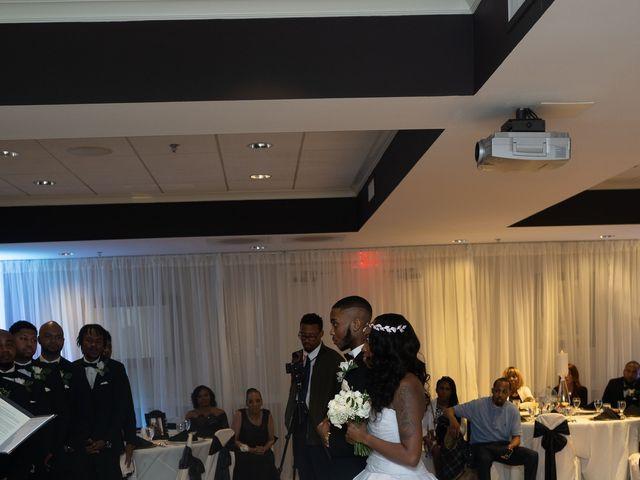 Dereck and Ina's Wedding in Aberdeen, Maryland 7